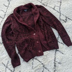 Carbon brand cardigan size XL (Junior's)